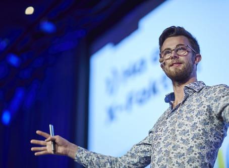 Foredrag: Jacob med skråblikk på entreprenørskap