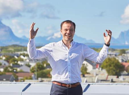 Nyhet: Ønsker deg velkommen til Bodø