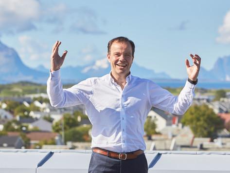 Ønsker deg velkommen til Bodø