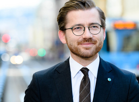 Foredrag: Miljøvernminister Rotevatn klar for Transport & Logistikk