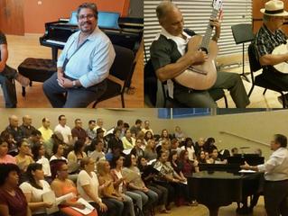 Coro Nacional y Mapeyé grabarán danzas puertorriqueñas