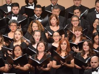 "Coros cantan hoy ""Unidos por la Paz"""