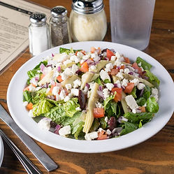 Best salad from Scoreboards Pizza & Grill in Roseville, CA and Granite Bay.