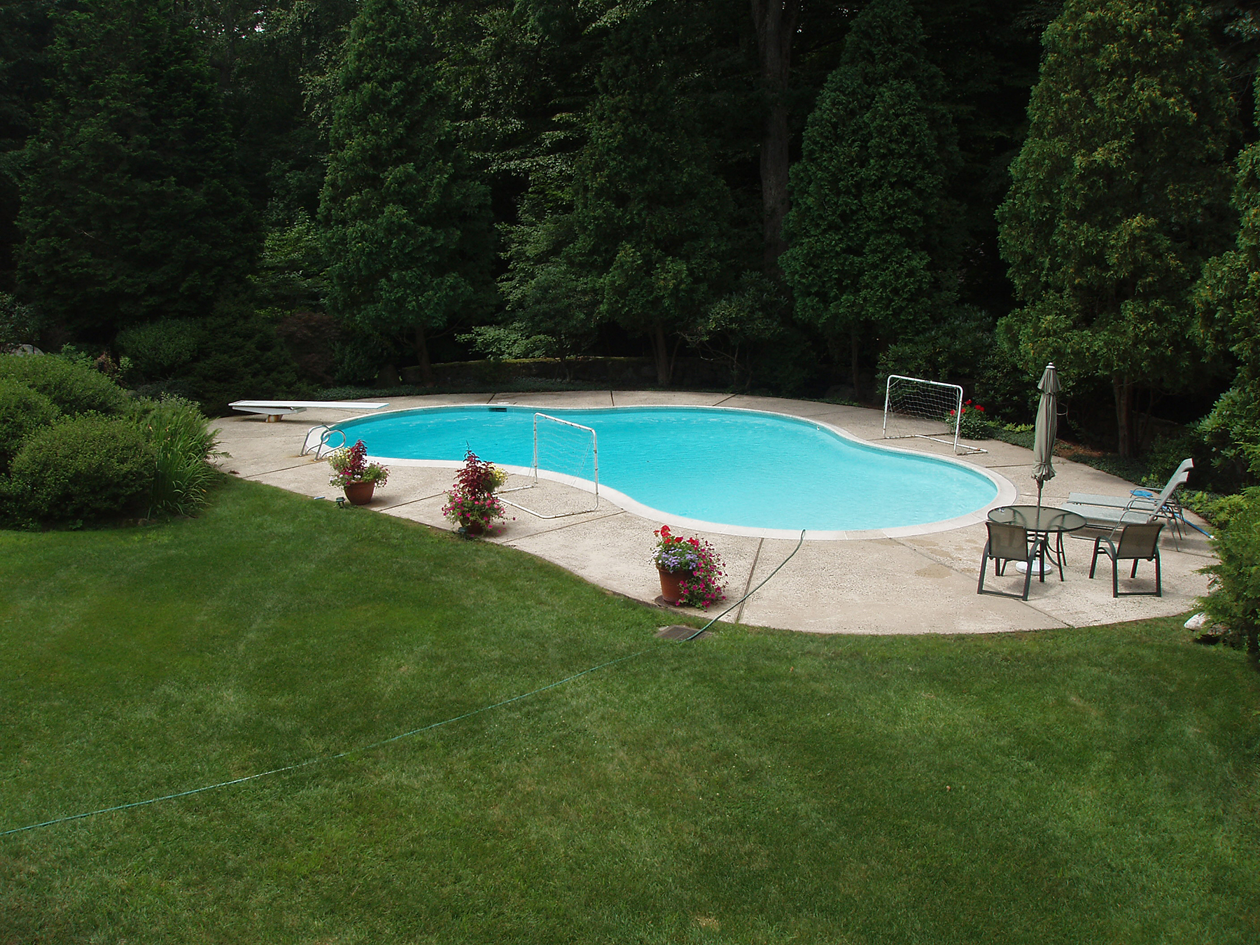 New Canaan CT : Before