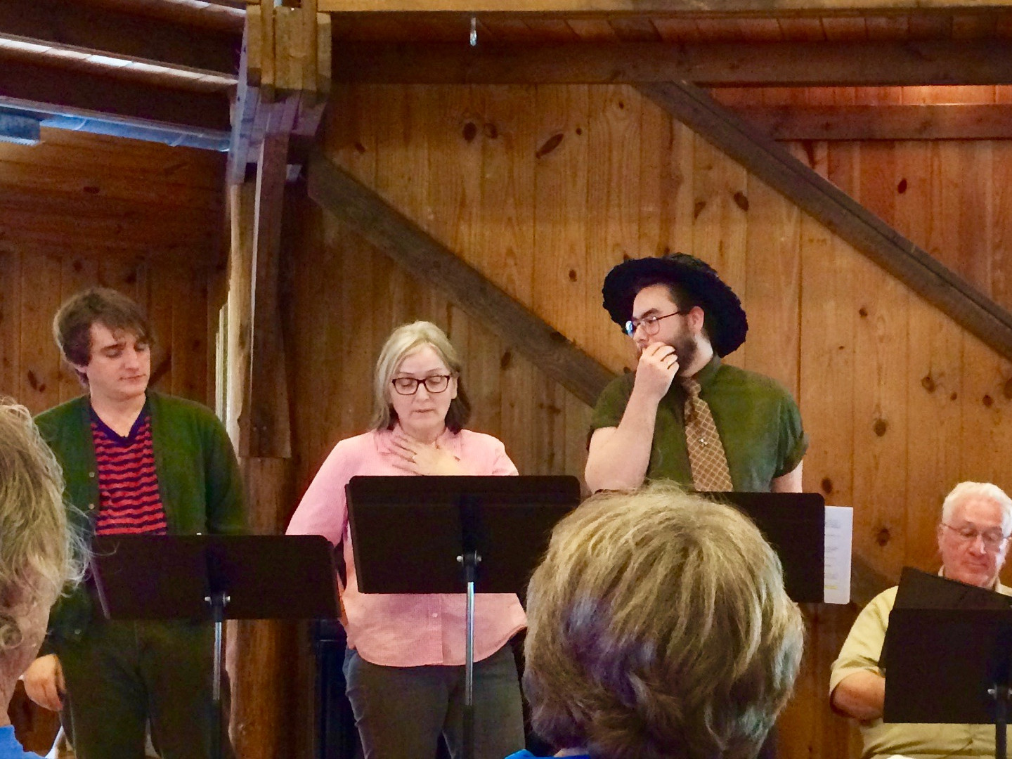 """""""The Future of Letcher County"""" play reading at Cowan Community Center"""