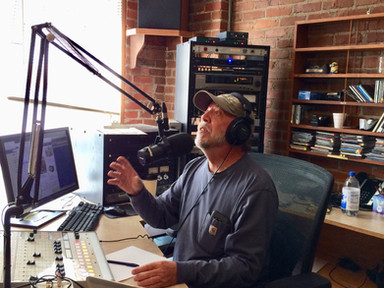 Local DJ at Appalshop radio station, WMMT