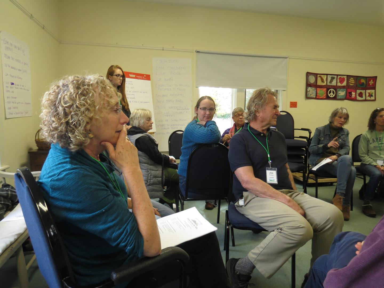 Group dialogue
