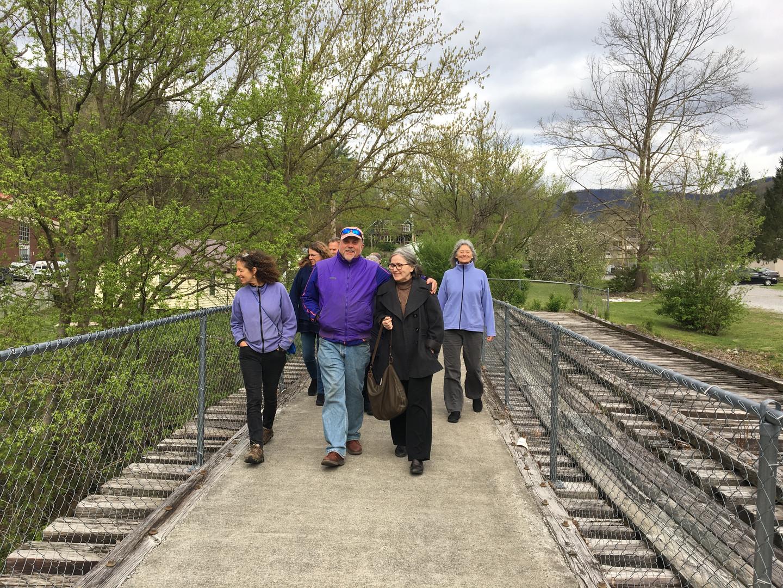 Walking tour of Whiteburg