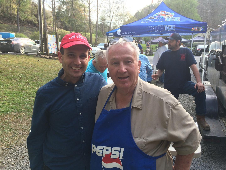 Ben Fink and Bill Meade