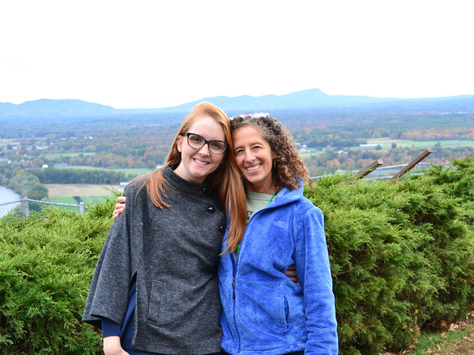 Outing to Mt. Sugarloaf