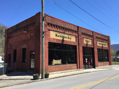 Old auto parts store transformed into moonshine distillery