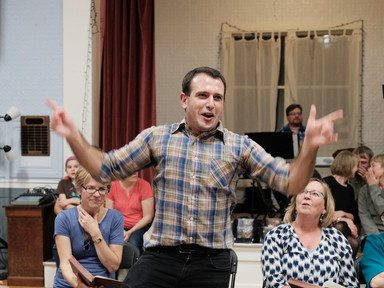 Contra Dance & Shape-Note Singing