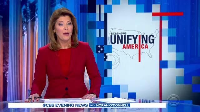 CBS Evening News features Hands Across the Hills