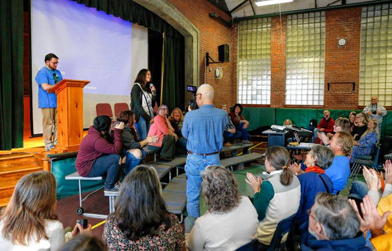 Public Forum: Celebrating the Bridging of Two Communities