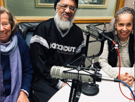 Amilcar Shabazz and Paula Green discuss B4U on the Bill Newman Show