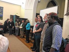 Valley group talks race on S. Carolina trip