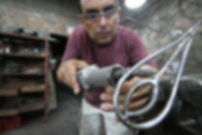 artista ferro porto alegre artesão