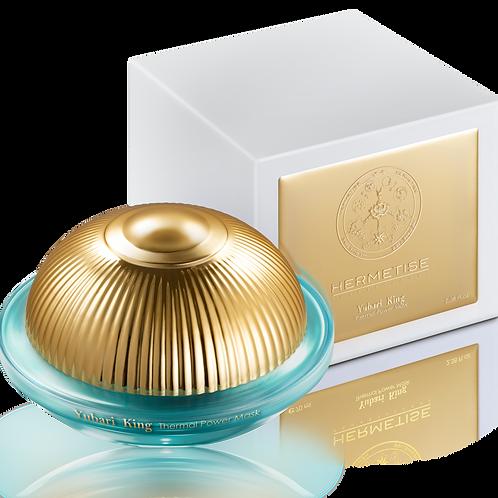 Yubari King Gold Thermal Power Mask