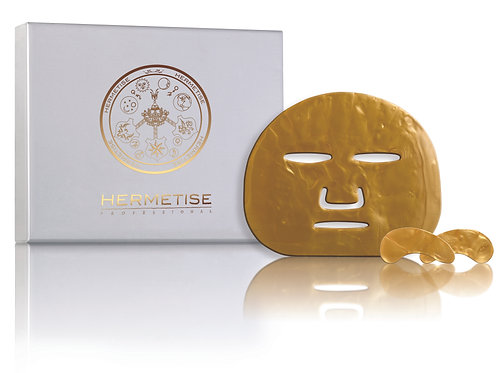Hermetise Tissue Restructuring Gold Mask