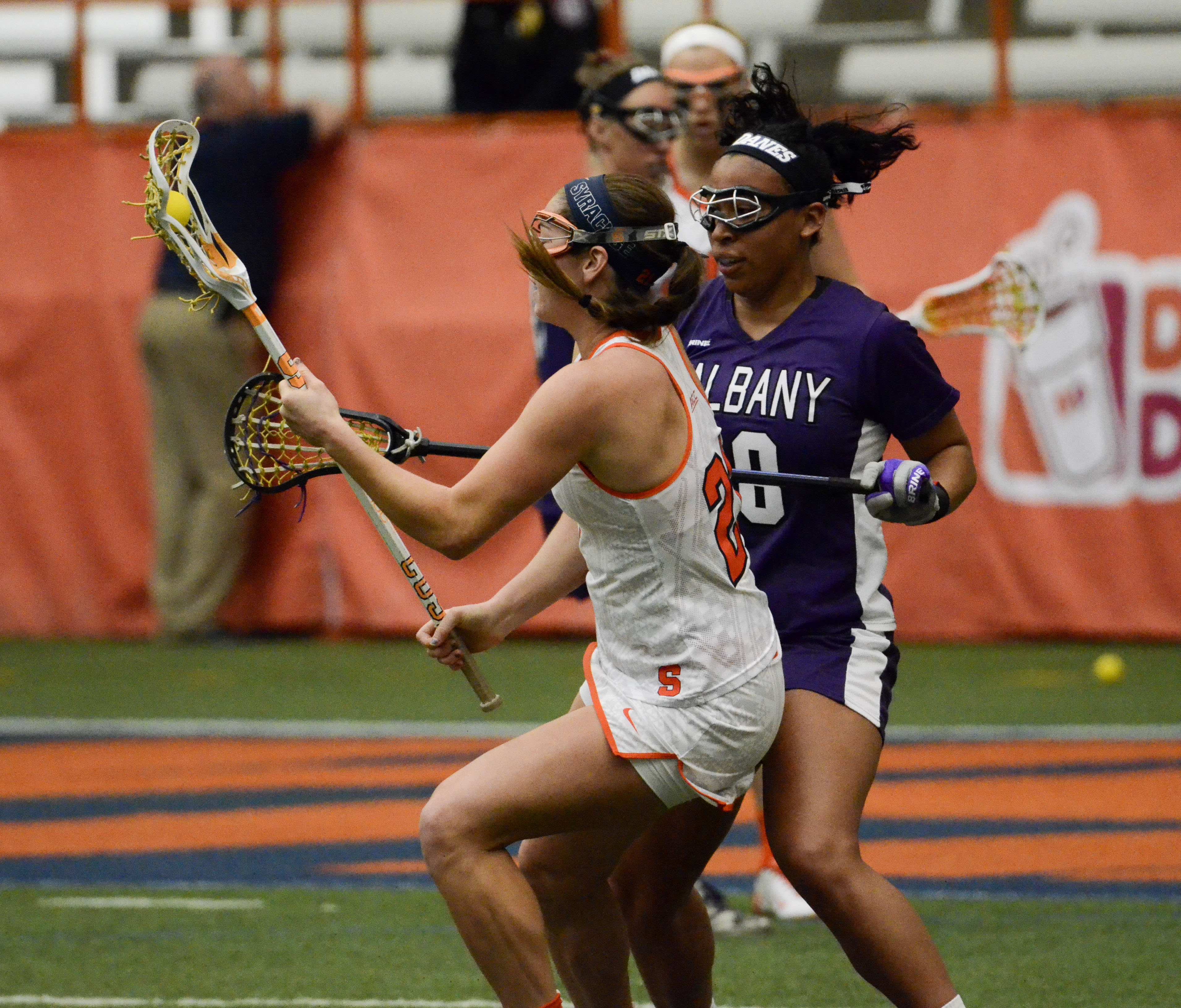 Syracuse Faces Off Against Albany