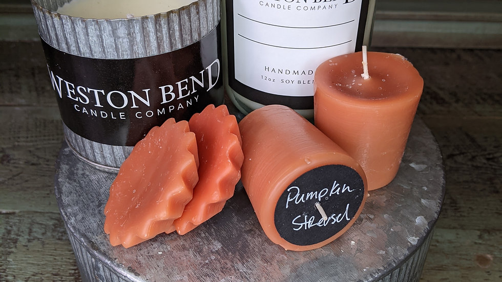 Pumpkin Streusel