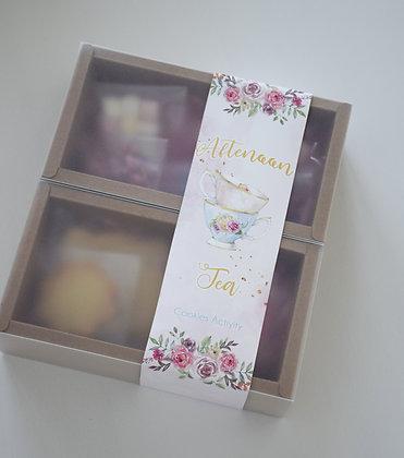 Afternoon Tea - Cookies Activity Box