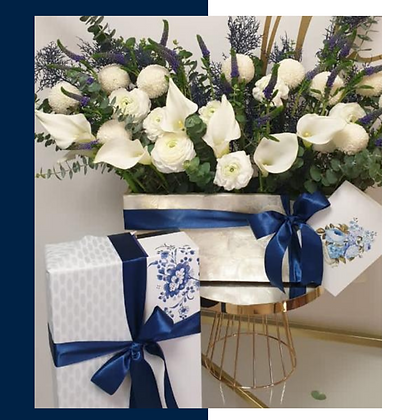 Fresh Flowers Arrangement, Gift & Greeting Card