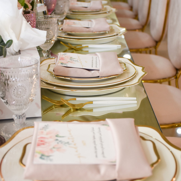 Graduation Parties: Sophisticated and Beautiful details For Memorable Achievements