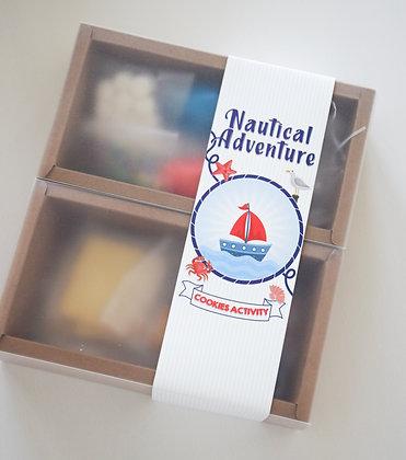 Nautical Adventure - Cookies Activity Box