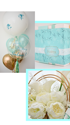 Balloons, Gift,Flowers & Greeting Card