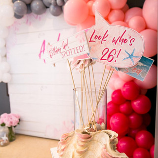 Adults' Celebrations: Bespoken Events with creative set ups