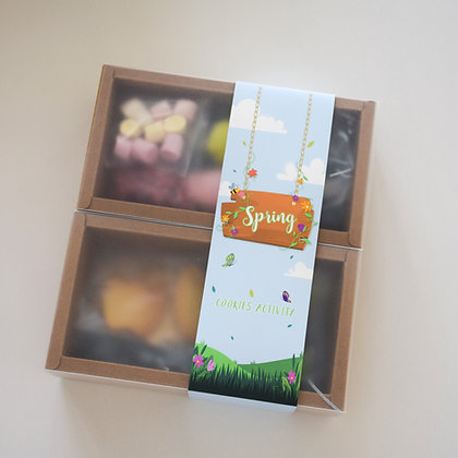 Spring - Cookies Activity Box