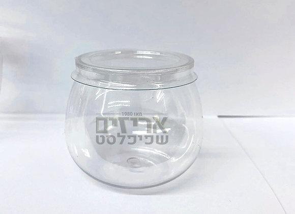 EPK 037 כוס קינוח + מכסה