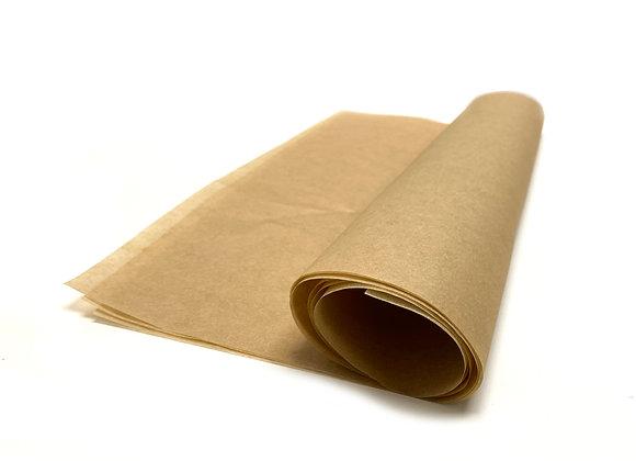 נייר אפייה חום/לבן