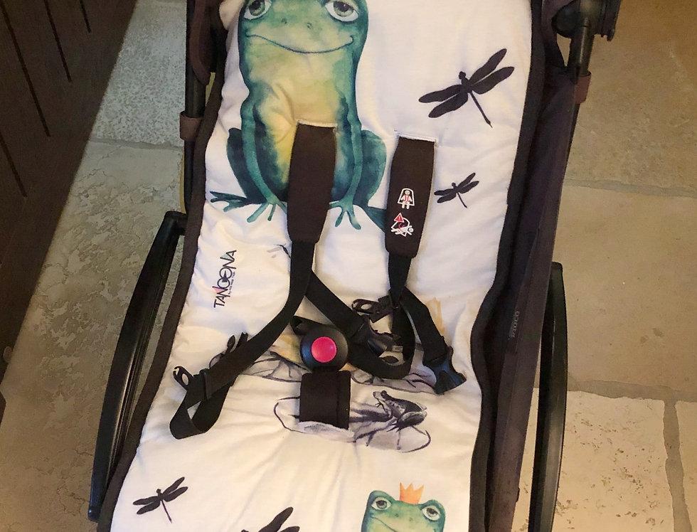 ריפודית לעגלה - צפרדעים ושפיריות