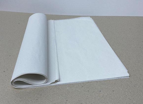נייר משי לבן