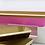 Thumbnail: תבנית אפייה 26 גלי גבוה צבעוני