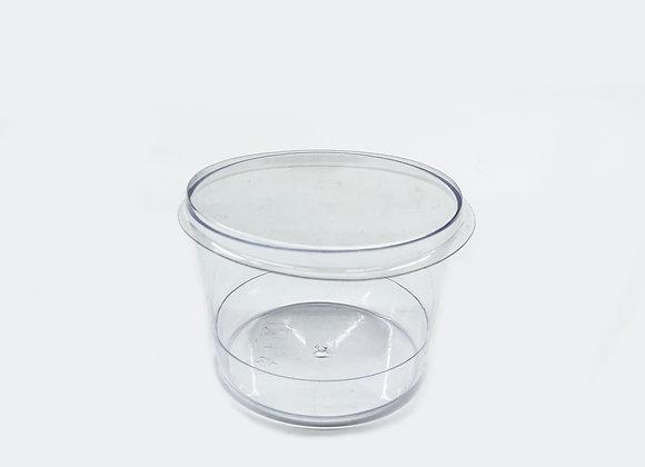 23C+L  כוס קינוח+מכסה