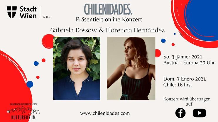 Gabriela Dossow & Florencia Hernandez