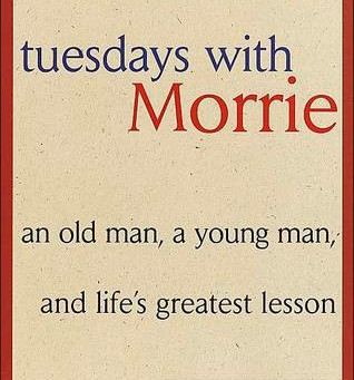 Book Review: Tuesdays With Morrie