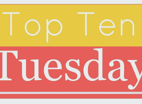 Top Ten Tuesday: Books I'd Love to Read with a Book Club