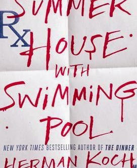 Book Review: Summer House with Swimming Pool