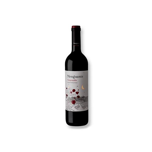 Menguante Roble Tempranillo 2019 (6x750 ml Flaschen)