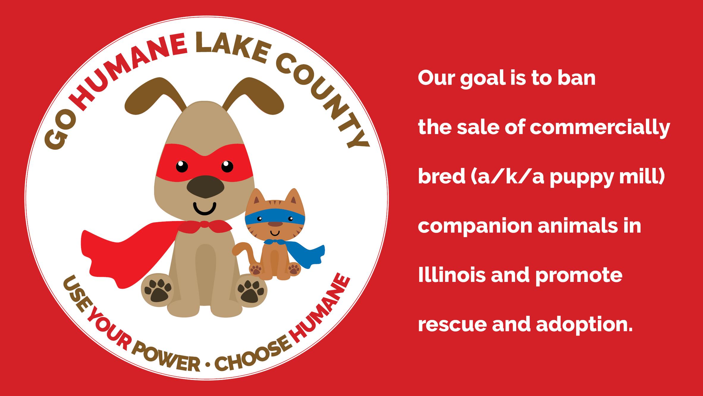 Humane Advocates | Lake County IL | Go Humane Lake County