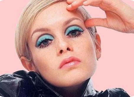 אופנה ואיפור בשנות ה-60 במערב