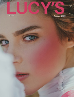 Lucy Magazine cover