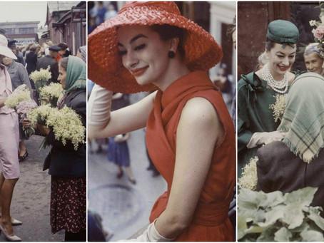 אופנת שנות ה-60 בברית המועצות