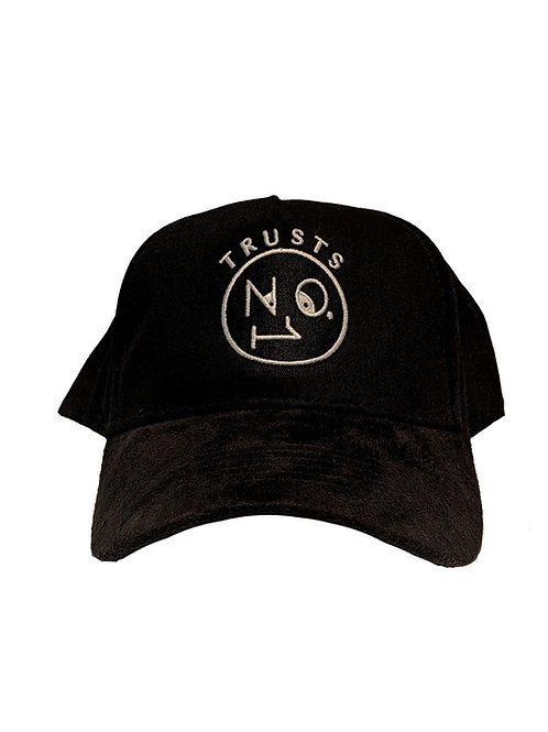 Trusts No.1 CS Cap - Black