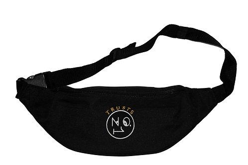 Side bag #TrustsNo1- Black