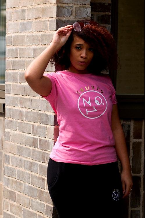 Trusts No1 T-Shirt - Pink